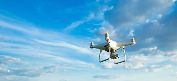 Drones in Private Security Role