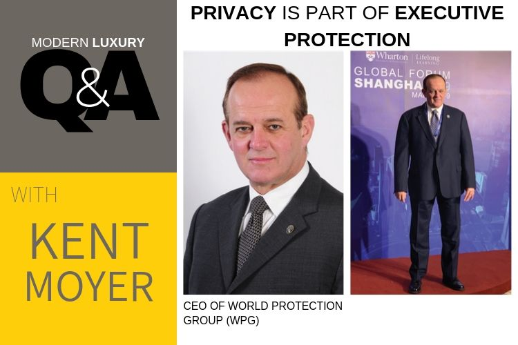 Privacy is Part of Executive Protection