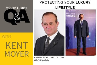 Protecting your Luxury Lifestyle