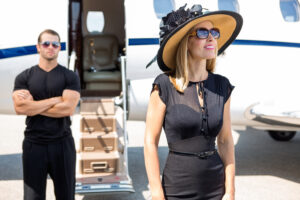 Protective Advances in Executive Protection Services for Celebrities