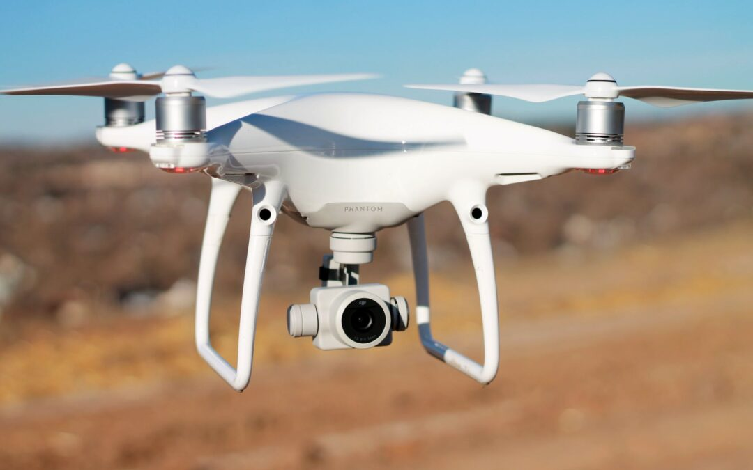 Using Drones on Estate Protection