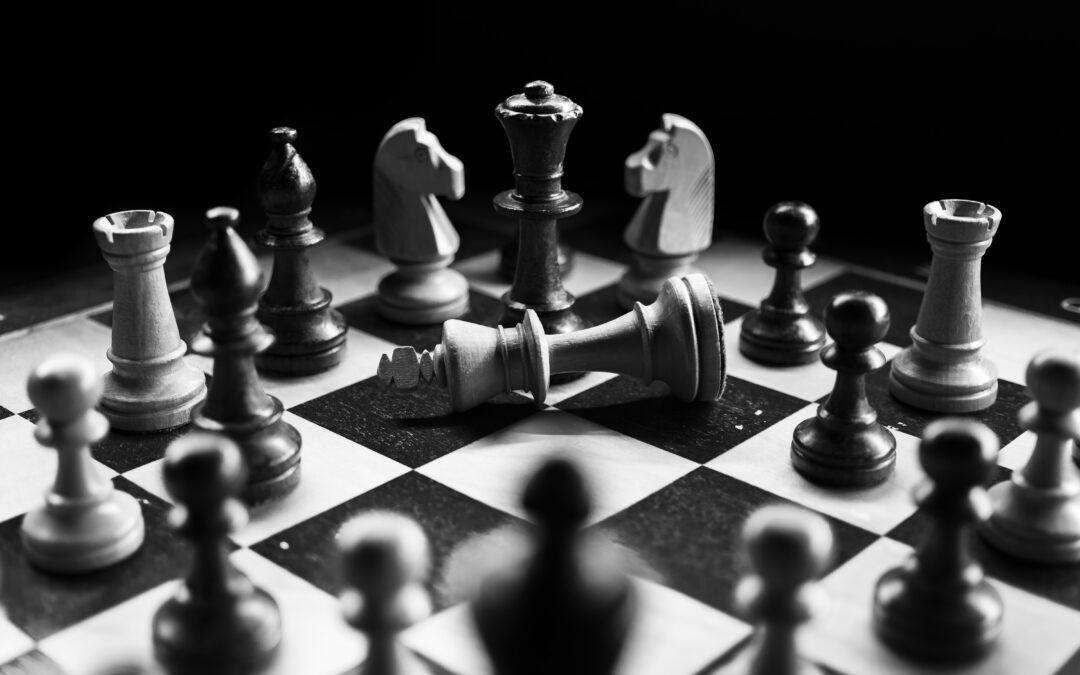 行政保护就像下棋一样