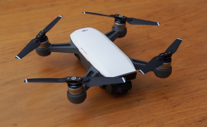 How the DJI Spark Drone Could Have Helped the Las Vegas Police End the Vegas Sniper Attack