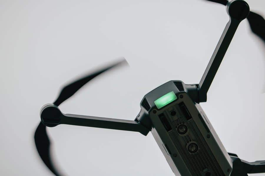 Drones Are Used In Executive Protection