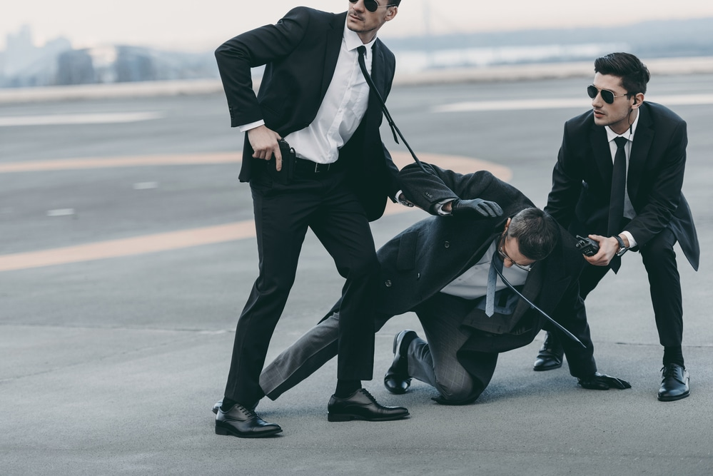 What are the 5 biggest threats billionaires face when traveling? Time for Executive Protection
